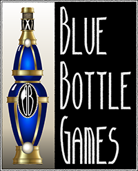 Blue Bottle Games logo